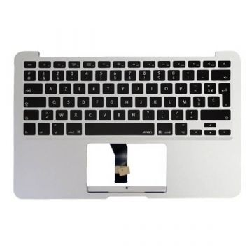 "Topcase avec clavier AZERTY pour MacBook Air 11"" - 2013 / A1465"