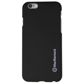 "Hard Case Schale ""Soft Touch"" iPhone 6 MacManiack"