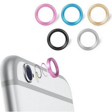 Lens protection for iPhone 6