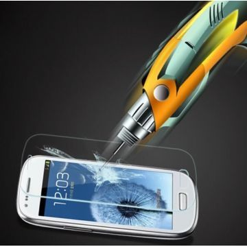 Tempered glass Screen Protector Samsung Galaxy S3 Mini Front clear
