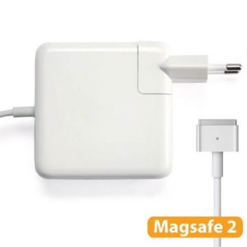 "AC Charger 85W Magsafe 2 for MacBook Pro 15"" and 17"" with EU plug"