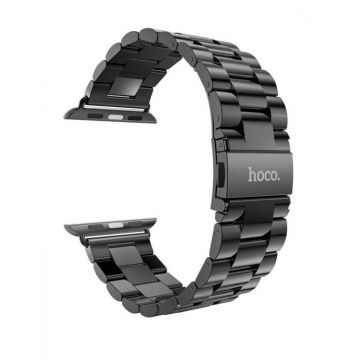 Hoco Grey Stainless Steel Apple Watch 42mm bracelet