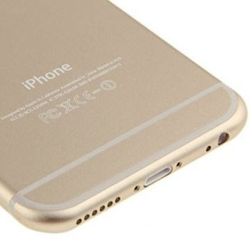 iPhone Dummy 6 Gold