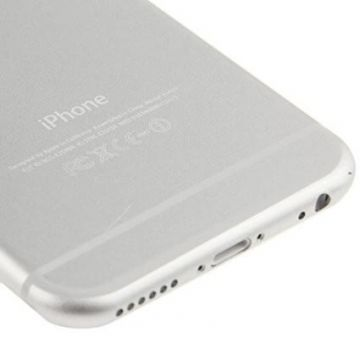 iPhone Dummy 6 Silver