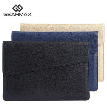 "Gearmax Ultra-Thin Sleeve MacBook Air 13"" Leather Case"