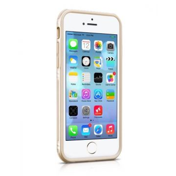 Hoco Coupe Series goud bumper iPhone 6