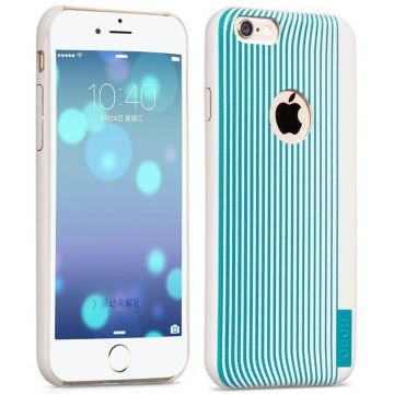 Coque cuir Hoco Slimfit Series Fashion iPhone 6 Plus