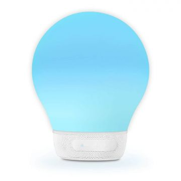 Divoom AuraBulb Bluetooth Smart Music Lamp