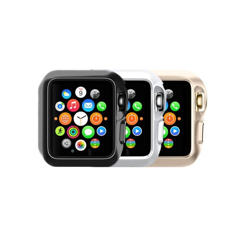 coque slim armor apple watch 42mm macmaniack. Black Bedroom Furniture Sets. Home Design Ideas