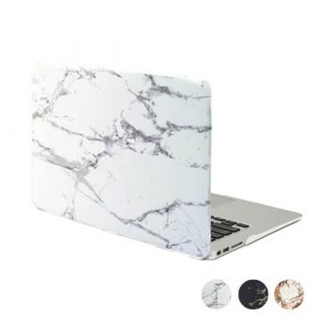 Coque soft touch style marbre MacBook Air 13""