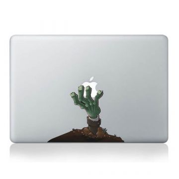 Zombie MacBook Sticker