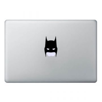Sticker MacBook Masque Batman