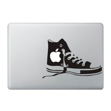 Sticker MacBook Converse