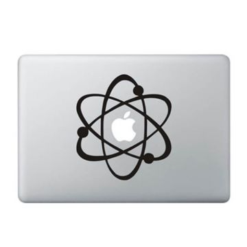 Big bang theory MacBook sticker