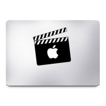 Sticker MacBook Clap