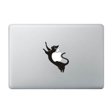 Cat MacBook Sticker