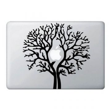 Sticker MacBook Arbre