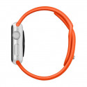 Orange Apple Watch 42mm Strap S/M M/L