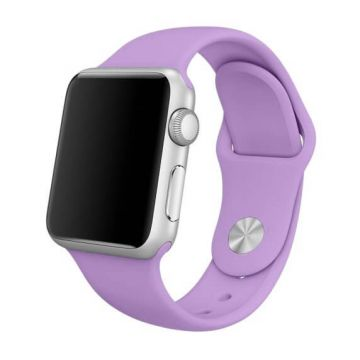 Bracelet Apple Watch 38mm & 40mm Lilas S/M et M/L