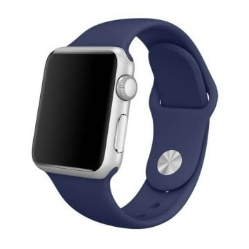 Midnight Blue Apple Watch 40mm & 38mm Strap S/M M/L