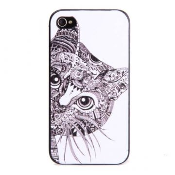 Coque Chat pour iPhone 4 4S