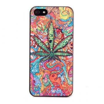 Cannabis hard cover case for iPhone 4 4S