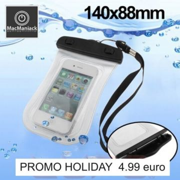 Sac waterproof  3 mètres iPhone 3G 3GS 4 4S