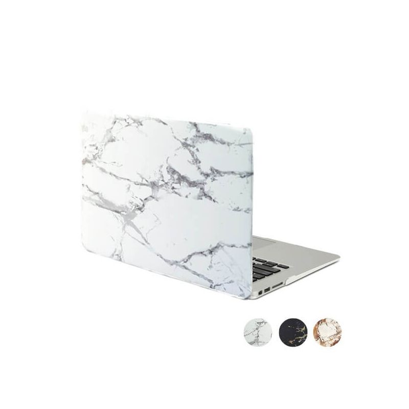Marble Soft Touch Case MacBook Retina 15''