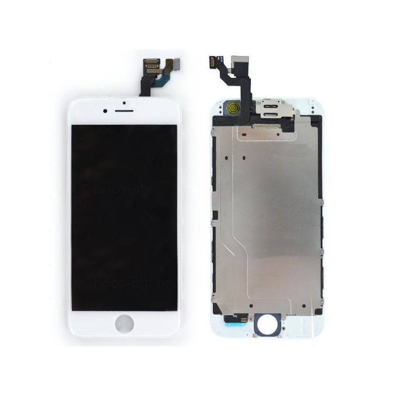 Complete touchscreen and LCD Retina screen for iPhone 6 white 2nd quality