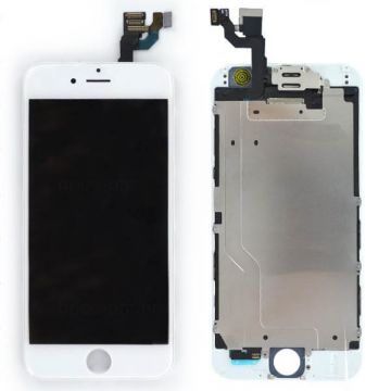 Complete touchscreen and LCD Retina screen for iPhone 6 Plus white 1st quality