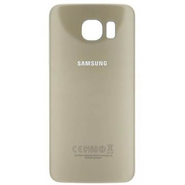 Originele backcover Samsung Galaxy S6 Edge goud