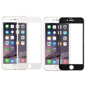 Wit of zwart tempered glass screen protector iPhone 6S 6