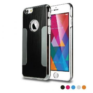Coque rigide aluminium brossé iPhone 6 6S