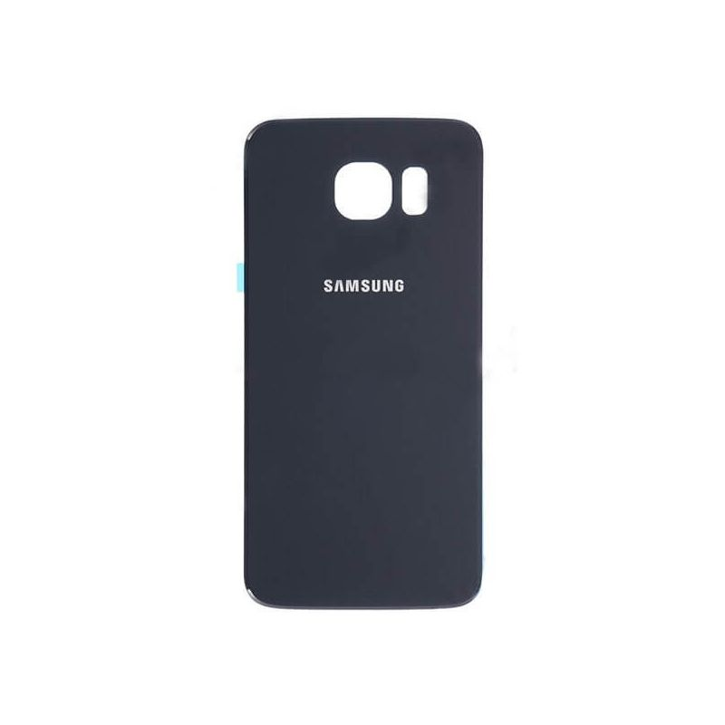 Original Replacement back cover black Samsung Galaxy S6