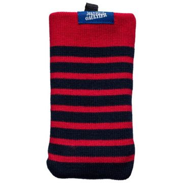 Jean-Paul Gaultier Red Sailor Stripes Universal Case