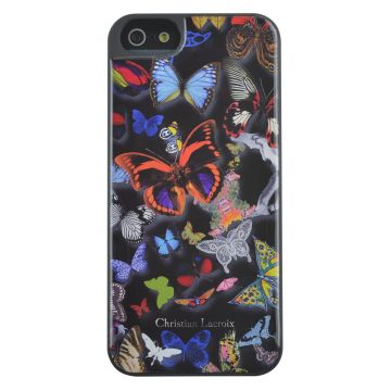 Coque Christian Lacroix Butterfly Parade iPhone 5/5S