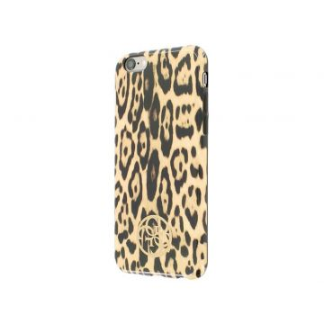 Guess Animals iPhone 6/6S Leopard Case
