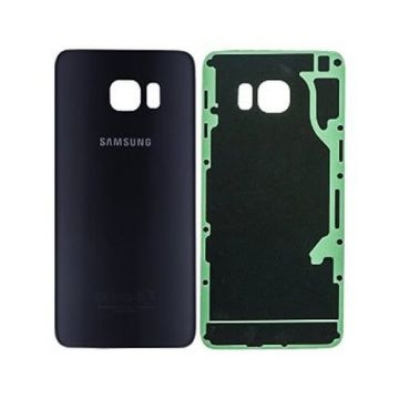 Originele backcover Samsung Galaxy S6 Edge Plus zwart
