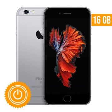 iPhone 6S - 16 Go Space Grey refurbished Grade A