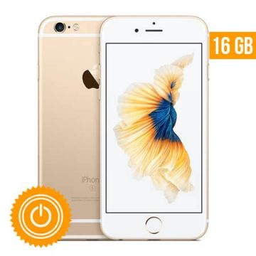 iPhone 6S - 16 Go Or reconditionné - Grade A