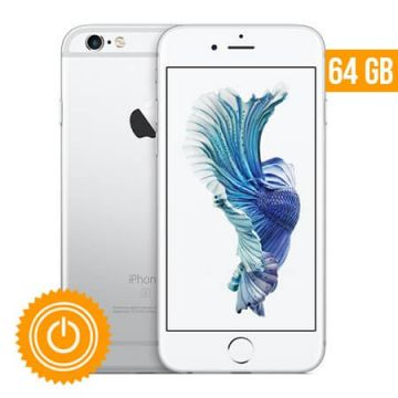 iPhone 6S - 64 Go Silver refurbished - Grade A