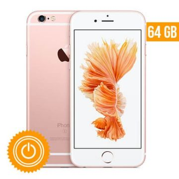 iPhone 6S - 64 Go Or Rose reconditionné - Grade A