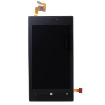 Digitizer, LCD and complete frame for Nokia Lumia 520