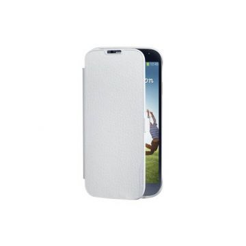 White Anymode Folio Case Samsung Galaxy S4