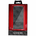 Guess Grey Logo Flapcase iPhone 5/5S