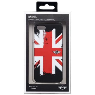 Mini UK vlag case iPhone 5/5S/SE