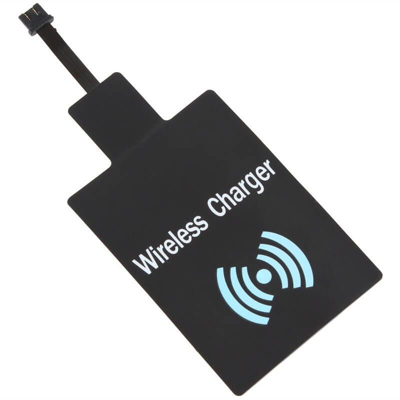 Wireless Charging Receiver for Samsung Galaxy 3 & 4, 3 & 4 Mini, Note 2