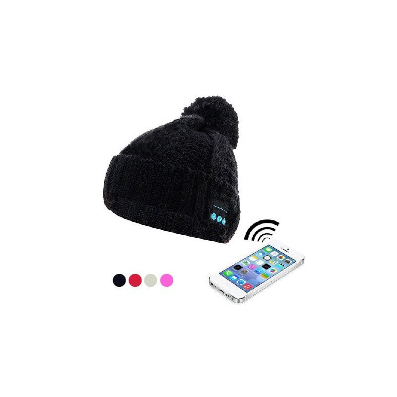Knitted Bluetooth Hat