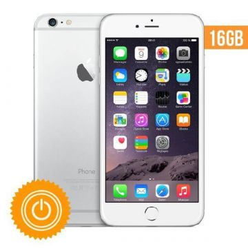 iPhone 6 - 16 Go Argent reconditionné - Grade A