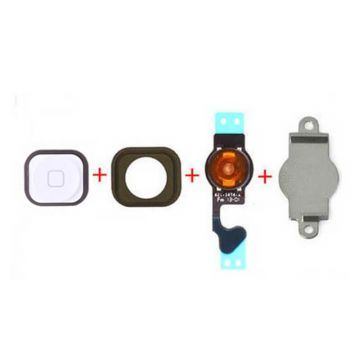 Witte home button kit iPhone 5